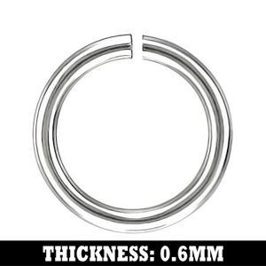 Oczko ze stali chirurgicznej, 3 mm